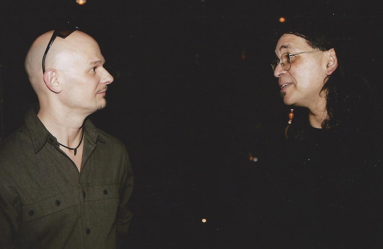 Soren Reiff & Jimmy Haslip