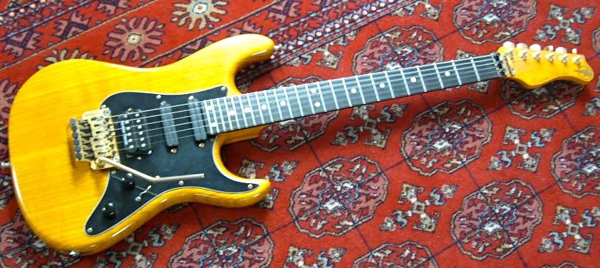 how i got one of my old valley arts guitar back. Black Bedroom Furniture Sets. Home Design Ideas
