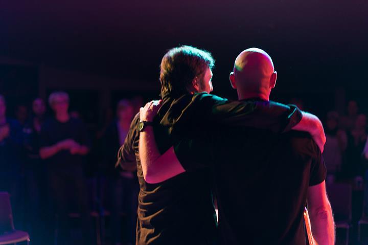 Soren Reiff & Ricahrd Smith - copyright@Henrik Delfer