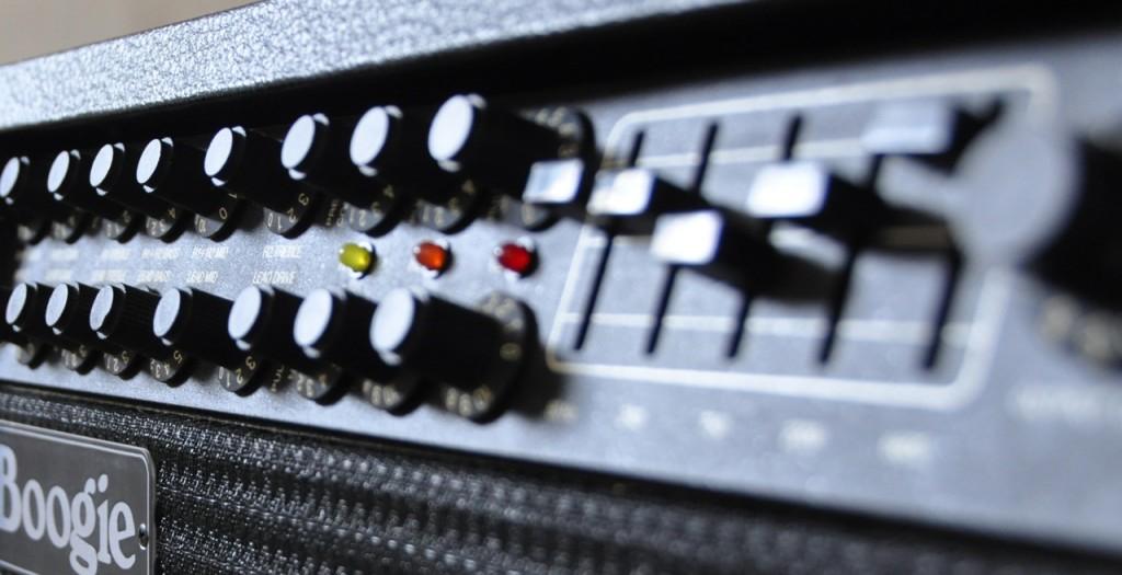 Soren Reiff's Mesa Boogie Mark IV