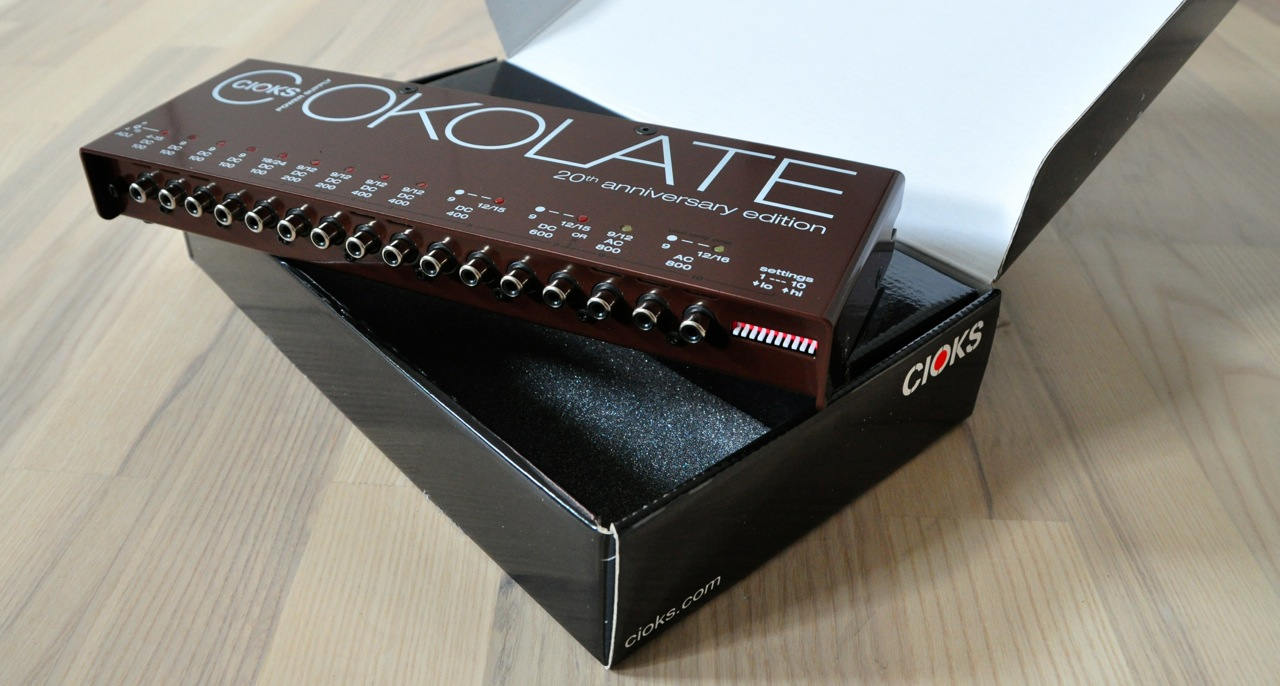 A box of Ciokolate