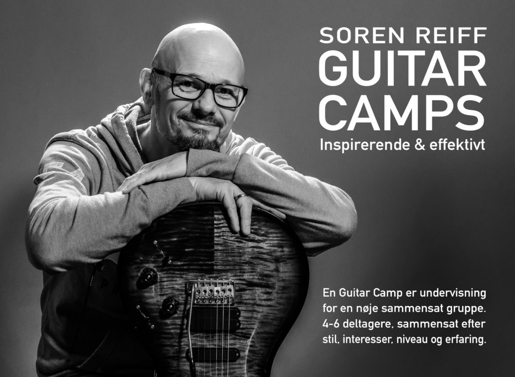 Soren Reiff Guitar Camp